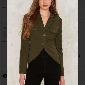 Ocposh30 collection battalia military jacket